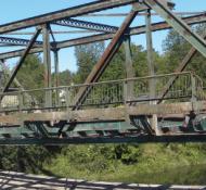 Bridge Street Bridge - Morrisville, VT