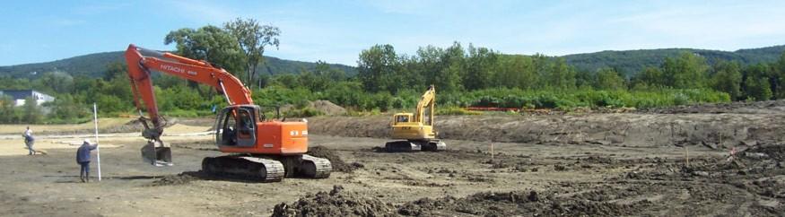 Stevens-Rugg Brook Diversion - Construction supervision and Erosion Prevention/Sediment Control Plan