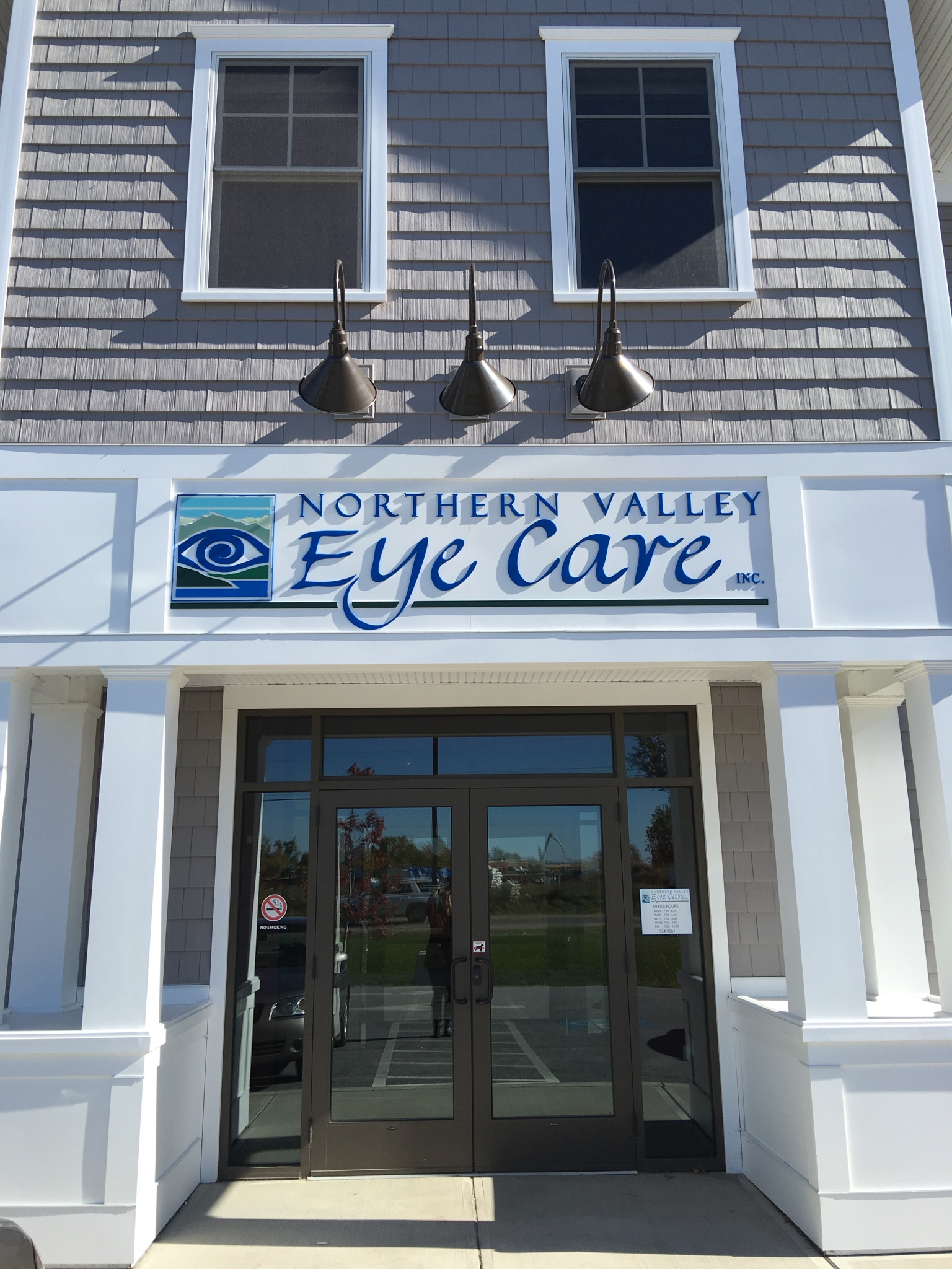 Northern Valley Eyecare – Medical Office Building | Ruggiano